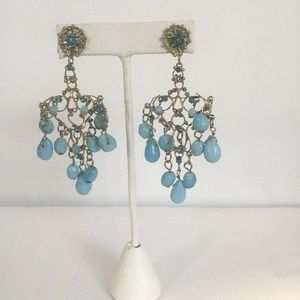 [Franchescas Collection] Chandelier Earrings